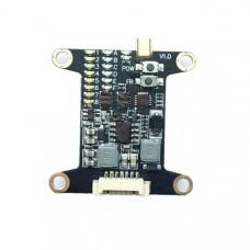 FLASH VTX5848 48CH 5.8G 25mW/200mW/600mW Switchable FPV Transmitter Module PPM/SBUS/DSM2 Control