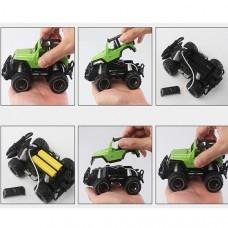 1:43 Four Channel Remote Control Car Mini Off-road Vehicle 6146 Remote Remote Control Car