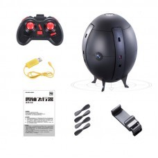 JDRC JD-22W JD22W FLYING EGGS 720P WIFI FPV Altitude Hold Folding RC Drone Drone