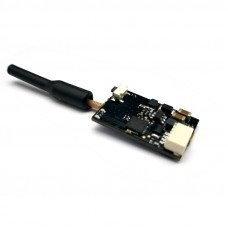 EWRF e7082C 25mW/100mW/200mW/OFF Power Adjustable 5.8G 48CH AIO VTX FPV Transmitter