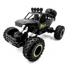 Flytec 6026 1/12 Remote Control Car Vehicle 2.4G Metal Alloy Car Body Shell Rock Crawler Buggy Model Toy