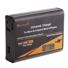 Universal Smart Multi Battery Intelligent Charger for For DJI Mavic Air/ Mavic Pro/ Spark/ Phantom