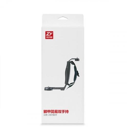 Zhiyun Dual Handle Grip L Bracket Rig For Zhiyun Crane