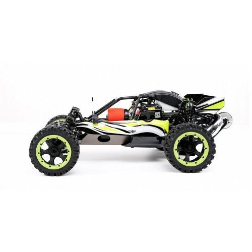 Rovan Q-Baja Rc Car 1/5 RWD 29CC Gas 2 Stroke Engine Buggy With Symmetrical  Steering Toys No Battery