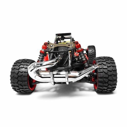 Rovan Baja 305 Rc Car 1/5 RWD 30 5cc Gas 2 Stroke Engine Symmetrical  Steering RTR Buggy No Battery