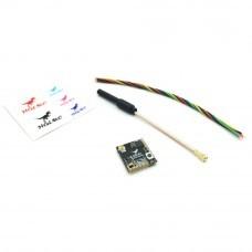 HGRLC GTX NANO 5.8G 48CH BFOSD 0mW/25mW/50mW Switchable NTSC/PAL FPV Mini Transmitter