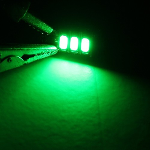 4 PCS 4-6S Mini LED Light Board Red Green for RC Drone FPV Racing Frame Kit