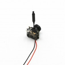 Lantian VM275T Pro 5.8G 48CH 25mW Mini FPV Transmitter 600TVL NTSC/PAL Switchable Camera Combo