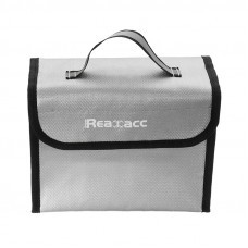 5Pcs Realacc Fire Retardant LiPo Battery Pack Portable Safety Bag 215*155*115mm