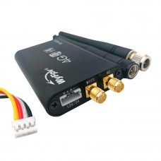 WyFPV WY-4G01A AV Analog Signal To AP/4G Signal Conversion 4G Wireless Video Transmitter FPV VTX