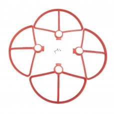 4PCS Protector Guard for MJX B5W F20 Bugs 5W RC Drone Drone Spare Parts
