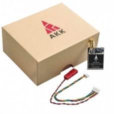 AKK X2 SMA 25mW/200mW/500mW/800mW 5.8GHz 37CH FPV Transmitter with Smart Audio OSD PIT Mode