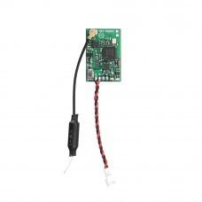 MXT 5.8G 40CH 25mW/100mw/200mw/300mW Adjustable Micro FPV Transmitter Support SmartAudio MX-Smart VT