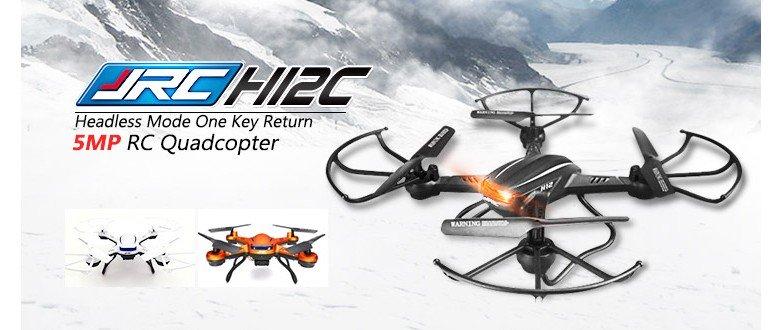 JRC HI2C Drone
